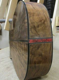 Walnut--Time for another Kostal build thread … Modified Dreadnought - Page 5 - The Acoustic Guitar Forum