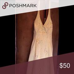 Morgan & Co prom dress Yellow Morgan & Co size 5/6 Dresses Prom