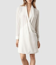 Womens Serra Shirt Dress