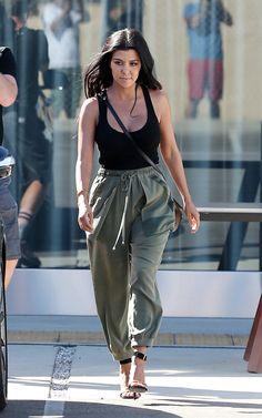 Okay, Kourtney Kardashian Seriously Looks Amazing via @WhoWhatWearUK