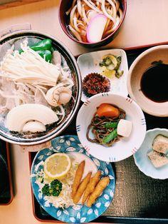 My lunch set - Japan (2016)