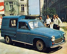 Syrena Bosto (prototyp) Car Polish, Mini Trucks, Old Cars, Cars And Motorcycles, Motorbikes, 4x4, The Past, Vans, Vehicles