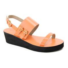 Parade in Orange Shoe Cobbler, Colorful Shoes, Leather Sandals, Shoe Boots, High Heels, Journey, Loafers, Orange, Women