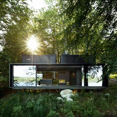 Danish retailer Vipp has expanded into hospitality – offering guests a stay in a micro dwelling in a Swedish forest, or in a loft apartment in Copenhagen