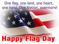 flag day message