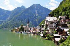 Hallstatt, Austria. Foto de Oihana de Andrés. #LPTraveller #postalesLP #hallstatt #austria #lago