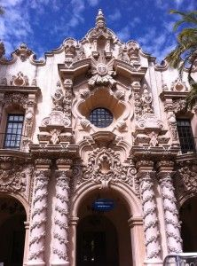 Balboa Park in San Diego  We were stationed in San Diego and just loved the area.