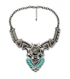 Collar Helia / Helia Necklace. www.welowe.com
