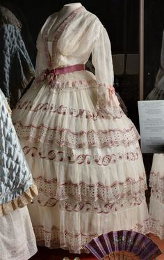 Dress of Princess Tatiana Yusupov 1858-1859