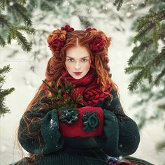 Russian Photographer Brings Slavic Fairytales To Life As You Never Seen Them Before – Slavorum
