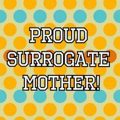 #surrogate mothers rock!