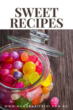 Sweet Recipes  As the holiday and  Christmas periods are fast approaching, our thoughts naturally turn to the  indulgence of the season – sweets!  Whether you're asked to bring a plate  to a gathering, or want something delicious to make with the kids, we've put  together some of our favourite quick and easy recipes that everyone will love.  #Food (scheduled via http://www.tailwindapp.com?utm_source=pinterest&utm_medium=twpin)
