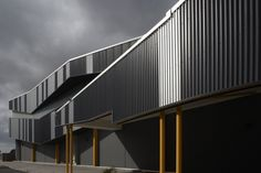 The Morris Lemma Indoor Sports Centre in Canterbury, Australia