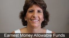 Homebuyer's Earnest Money Deposit Must Be From an Allowable Source http://www.marimarkmortgage.com/videos/buying-a-home-videos/homebuyers-earnest-money-deposit-allowable-source #EarnestMoney