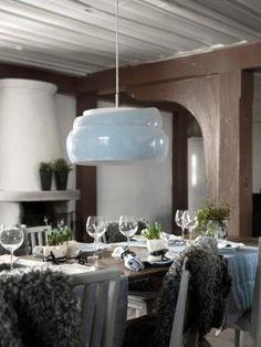 Pendent lamp Lossa by Linda Brink for Lyktan Bankeryd