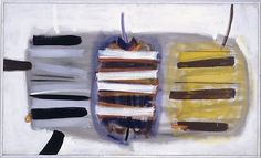 Sir Terry Frost (England 13 Oct 1915 – 01 Sep Title Grey, Lemon Blue Graces) Year 1959 Media category Painting Materials used oil on canvas. Frost, Oil On Canvas, Lemon, England, Paintings, Grey, Gray, Paint, Painting Art