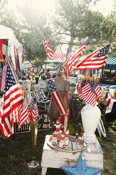 Old Glory Antiques Fair