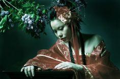 Memories of a Geisha - Photo: Pierre Leszczyk EMPIREART by Pierre Leszczyk EMPIREART on 500px