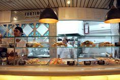 Fortino - Pizza al taglio en Platea Madrid - Pasta Por Pasta