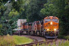 BNSF 6598 by Brian Hechel