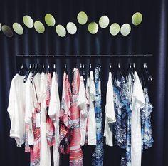 Fashion Week preview of patterns @ Vero Moda #Fisketorvet #Copenhagenmall