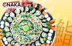 Get this Party Platters from Onaka Ippai Restaurant and get 13% discount, less P100 in original price.  VIG IT NOW by clicking this link  http://vigattindeals.com/deal/a4a890d954c645517a791988d098a2d7/Party-Platters-from-Onaka-Ippai-Restaurant