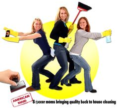 Mothers Cleaning Co-op house cleaning service