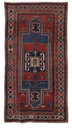 Tappeto caucasico Kasak Sevan, fine XIX secolo  from Cambi Casa d'Este