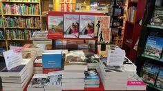 Vu à la Librairie Ternisien à Abbeville (80100) : Road Trip de Ena Fitzbel - Auteure chez City Editions Sur la table des #coupsdecoeur et des #MeilleuresVentes Merci Elodie D. pour la photo