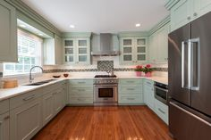 Every homeowner dreams of having an impressive kitchen