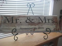 I have the wood and the paint, just need AM to paint this for a newly married couple!