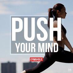 Push your mind !