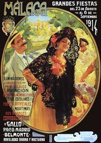 Search Malaga Grandes Fiestas Posters, Art Prints, and Canvas Wall Art. Barewalls provides art prints of over 33 Million images. Vintage Maps, Vintage Travel Posters, Pictures To Paint, Art Pictures, Vintage Pictures, Spanish Girls, Antique World Map, Spain Holidays, Poster Prints