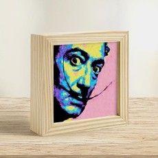 Moldura Art Box - Brilliant Dali
