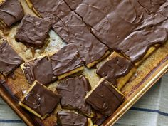 "Trish Yearwood's ""Sweet and Saltines"" aka ""Crack"" Recipe on @Aubrey ♥ Taylor mnsar Saad Network. Thinking of making things for the office pot luck tomorrow!"