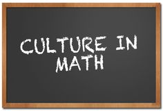 Culture in Math  from Robertson program for Inquiry Based Teaching Math and Science. A growing number of lessons to integrate diversity and social justice into elementary  math instruction.  Lots of cross curricular connections.
