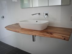 Timber Vanity Tops Mirrors And Baths Sydney Time 4 Timber with measurements 1500 X 1000 Solid Wood Bathroom Vanity Top - Bathroom Vanity Cabinets should Timber Bathroom Vanities, Cloakroom Basin, Timber Vanity, Bathroom Vanity Tops, Wood Vanity, Wood Bathroom, Bathroom Flooring, Bathroom Storage, Bathroom Ideas