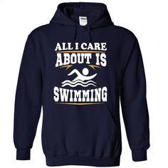 Swimming T Shirt, Hoodie, Sweatshirts - tshirt printing #tee #fashion