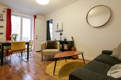 Lovely flat near Canal St Martin - Apartments for Rent in Paris