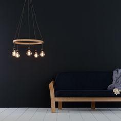 Tom Raffield - Kern Lamp