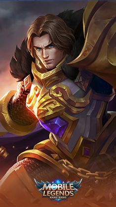 Warrior Of Dawn, Dark Knight, Fallen Guard, Wyrmslayer, Lightborn - Defender. The Legend Of Heroes, Heroes Of The Storm, Moba Legends, Noragami Anime, Storm King, Mobile Legend Wallpaper, All Hero, Best Mobile, New Skin
