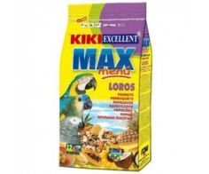 Kiki Excellent Max Menu Food For Parrots - 800 gm