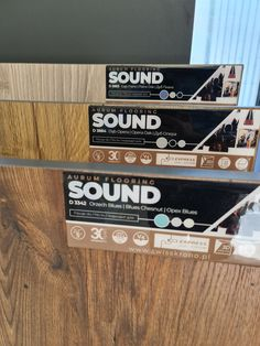 Kronopol sound range Flooring. Available from our showrooms and online Laminate Flooring, Blues, Range, Cookers, Floating Floor