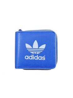 Adidas Originals AC PU Wallet in Bluebird - Northern Threads Blue Bird, The  Originals, 8835f9ad93