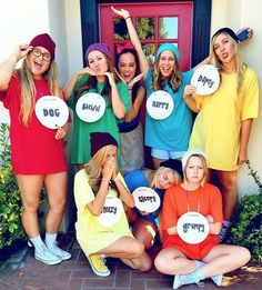 What Sorority Girls And Camp Counselors Have In Common