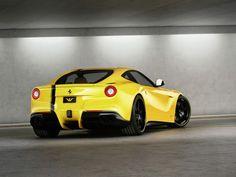 2012 Wheelsandmore Ferrari F12 Berlinetta - Rear Angle
