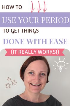 How to Use Your Period to Get Things Done With Ease What Is Resilience, How To Build Resilience, Emotional Resilience, Time Management Strategies, Time Management Skills, How To Become, How To Get, How To Plan, Getting More Energy