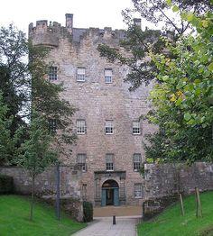 UK Escocia Torre del castillo de Alloa
