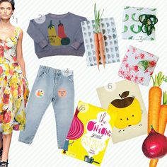 Trend alert: The Veggies by www.kid-a.co.uk
