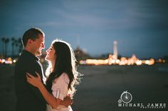 Paula and Dave are engaged! – Santa Cruz Beach Boardwalk Engagement Photography » Michael James Photography Blog